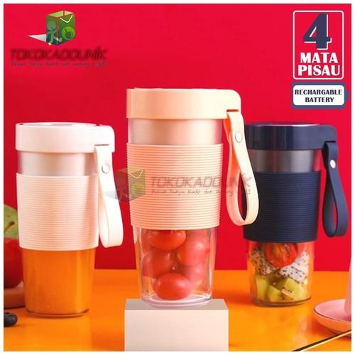 Juicing Cup / Gelas Juice Portable Blender Cup