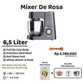 Signora Mixer De Rosa