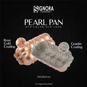 Signora Pearl Pan - Rose Go