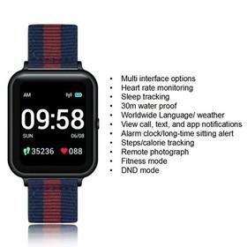 Lenovo Smartwatch S2 - Blac
