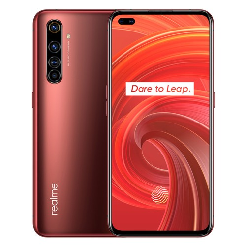 Realme X50 Pro (RAM 12GB/256GB) - Rust Red