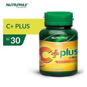 Nutrimax - C+ PLUS (30 Tabl