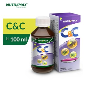 Nutrimax - C&C SYRUP (100 m