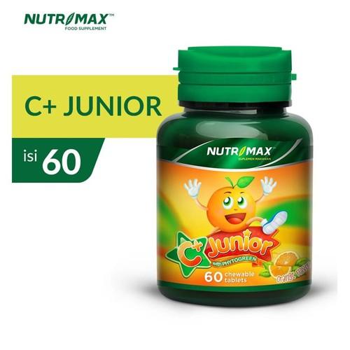Nutrimax - C+ PLUS JUNIOR (60 Tablet)