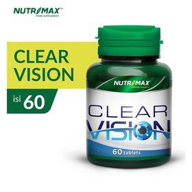 Nutrimax - CLEAR VISION (60