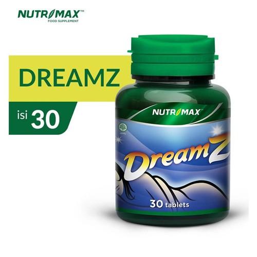 Nutrimax - DREAMZ (30 Naturecaps)