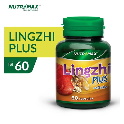 Nutrimax - LINGZHI PLUS (60 Naturcaps)