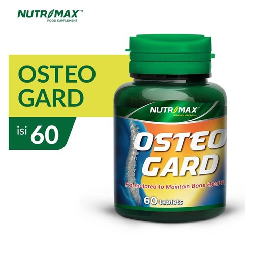 Nutrimax - OSTEO GARD (60 Tablet)