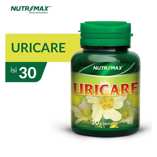 Nutrimax - URICARE (30 Naturecaps)