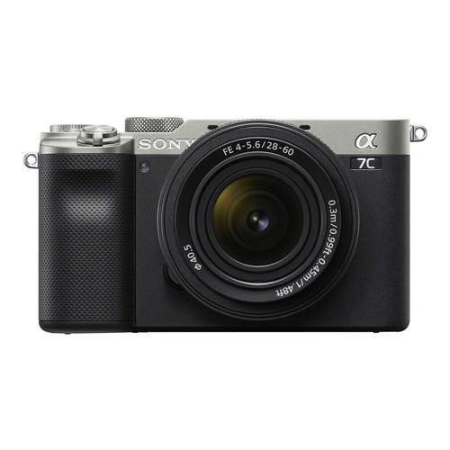 Sony Alpha A7C (ILCE-7CL) Sony Kit 28-60mm Lens - Silver