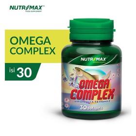 Nutrimax - OMEGA COMPLEX 8