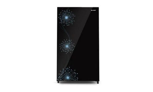 Sharp Kulkas 1 Pintu Shine Dandelion Series SJ-X167MG-DB