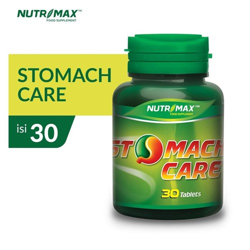 Nutrimax - Stomach Care (30 Tablets)