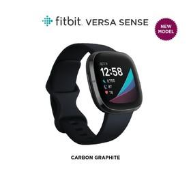 Fitbit Sense - Carbon Graph
