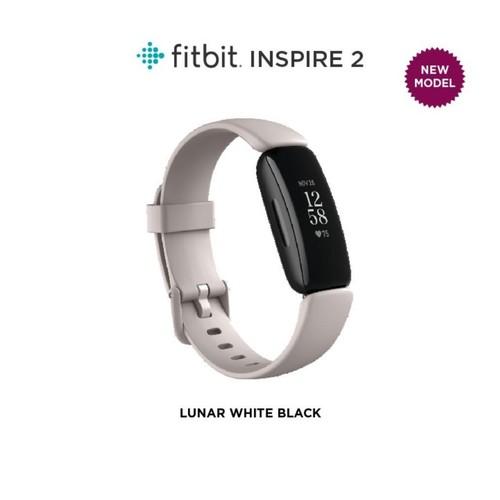 Fitbit Inspire 2 - Lunar White