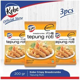 Tepung Roti Kobe Crispy Bre
