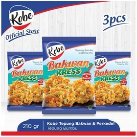 Kobe Tepung Bakwan & Perked
