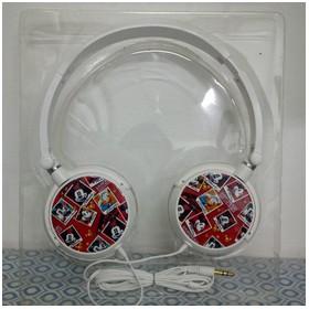 Unique Mickey Headphones