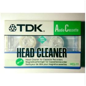 TDK Audio Head Cleaner / Pe