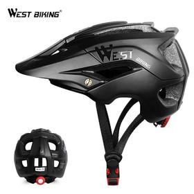 WEST BIKING Helm Sepeda Cyc