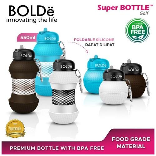 Bolde Super Bottle Golf 550 ML (ABU ABU)