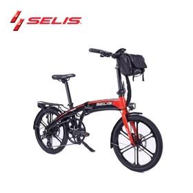 Sepeda listrik Selis tipe S