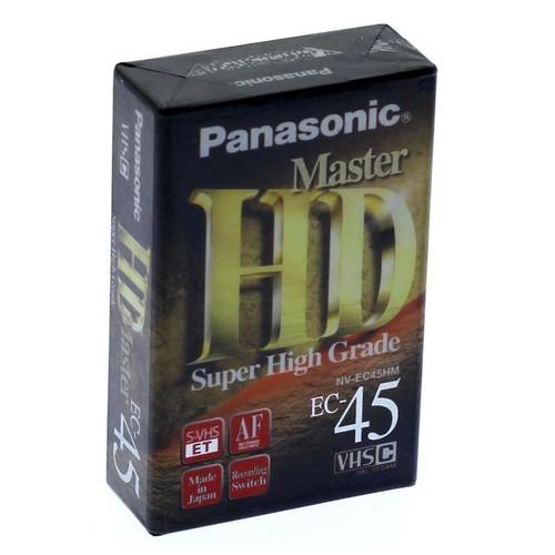 Panasonic HD Master VHS-C NV-EC45HM