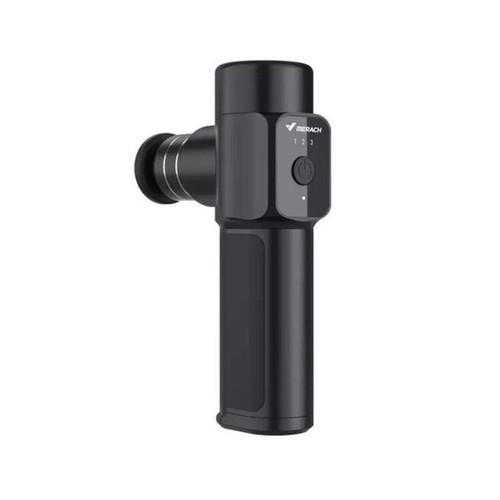 MERACH Alat Pijat Otot Nano Pocket Fascia Gun Relaxation Massager Black
