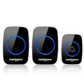 Bel Pintu Wireless Remote D