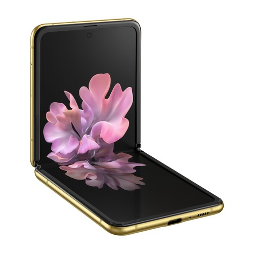 Samsung Galaxy Z Flip - Mirror Gold