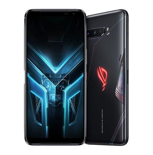 Asus ROG Phone 3 (RAM 8GB/128GB) - Black