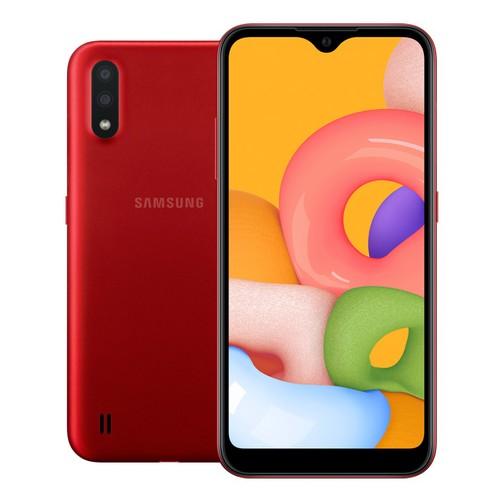 Samsung Galaxy A01 - Red