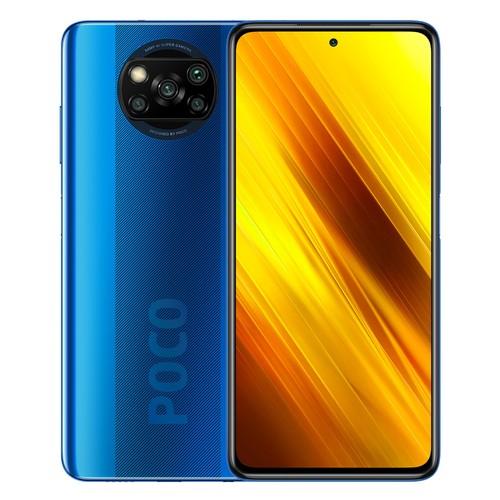 Xiaomi Poco X3 NFC (RAM 6GB/64GB) - Cobalt Blue