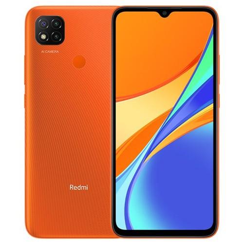 Xiaomi Redmi 9C (RAM 4GB/64GB) - Sunrise Orange
