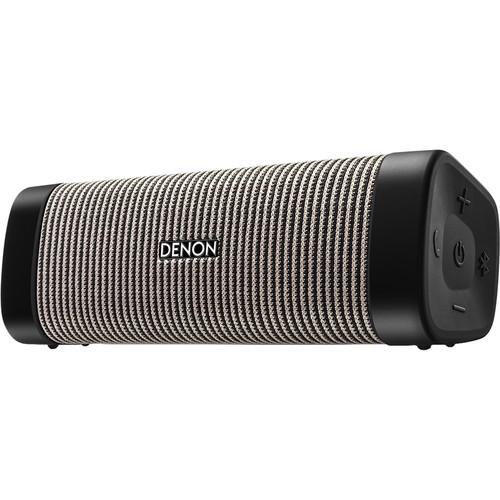 Denon Portable Bluetooth Speaker - DSB50BT BGEM - Grey