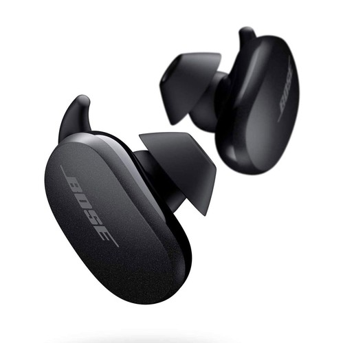 Bose QuietComfort EarBuds Truly Wireless Earphone - Black