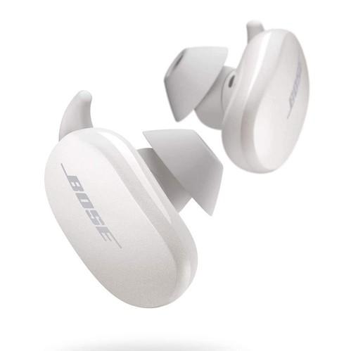 Bose QuietComfort EarBuds Truly Wireless Earphone - White