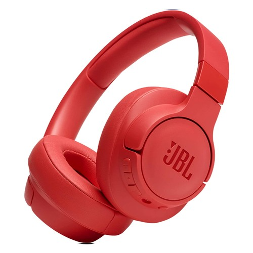 JBL Tune 700BT Wireless Over-Ear Headphones- Red