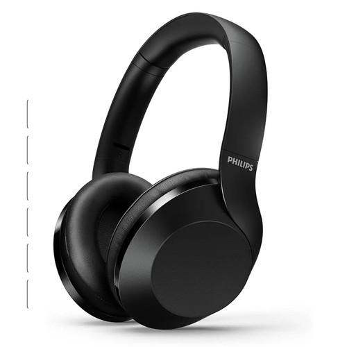 Philips Wireless Bluetooth headphones TAPH802BK - Black