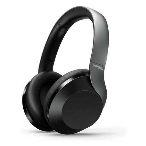 Philips Wireless Over-Ear Headphone TAPH805BK - Black