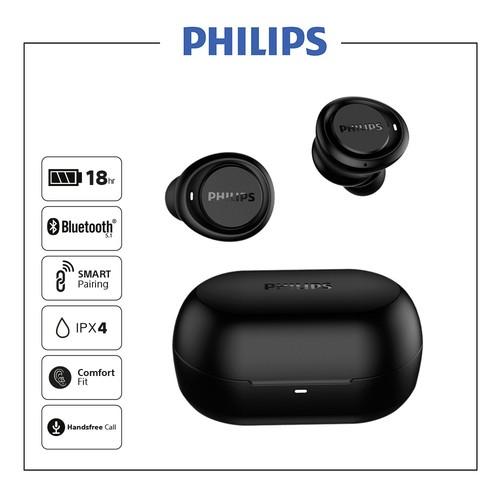 Philips In-ear true wireless headphones TAT1215 - Black