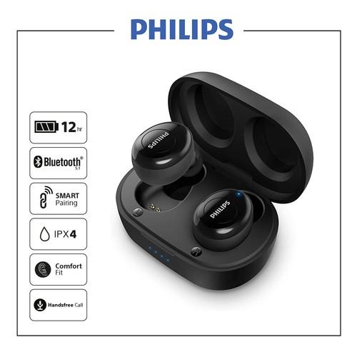 Philips In-ear true wireless headphones TAT2205BK - Black
