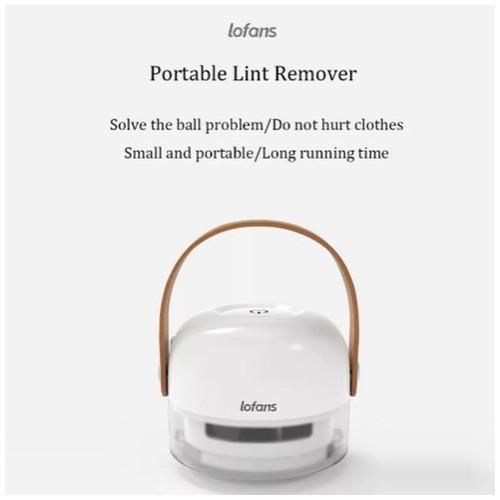 XIAOMI LOFANS Portable Lint Remover - 7000 RPM - Rechargeable - CS-622