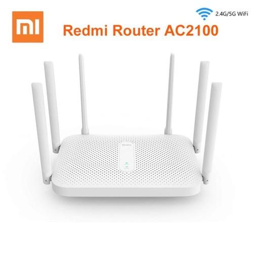 XIAOMI REDMI AC2100 Router Gigabit - Dual Band WiFi - up to 2033Mbps