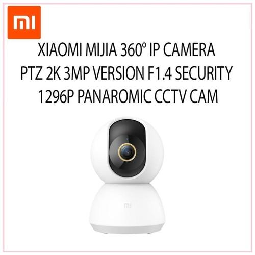 XIAOMI MIJIA PTZ Smart IP Camera 360 - 3MP Camera - 2K Res - MJSXJ09CM