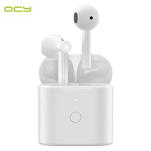 QCY T7 - Wireless Bluetooth 5.0 Earphone In-Ear TWS with Storage Box