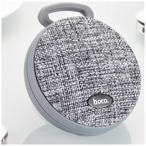 HOCO BS7 Super Portable Bluetooth Speaker - Gray