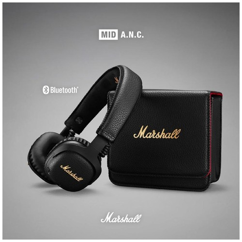 Marshall Mid ANC - Black