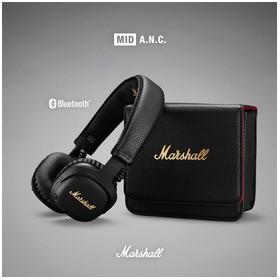 Marshall Mid ANC - Black