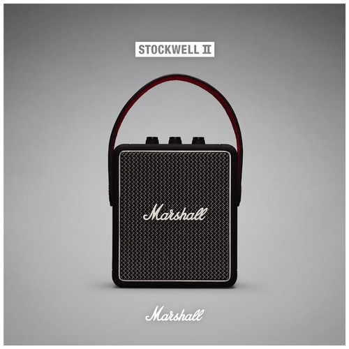 Marshall Stockwell II Bluetooth - Black